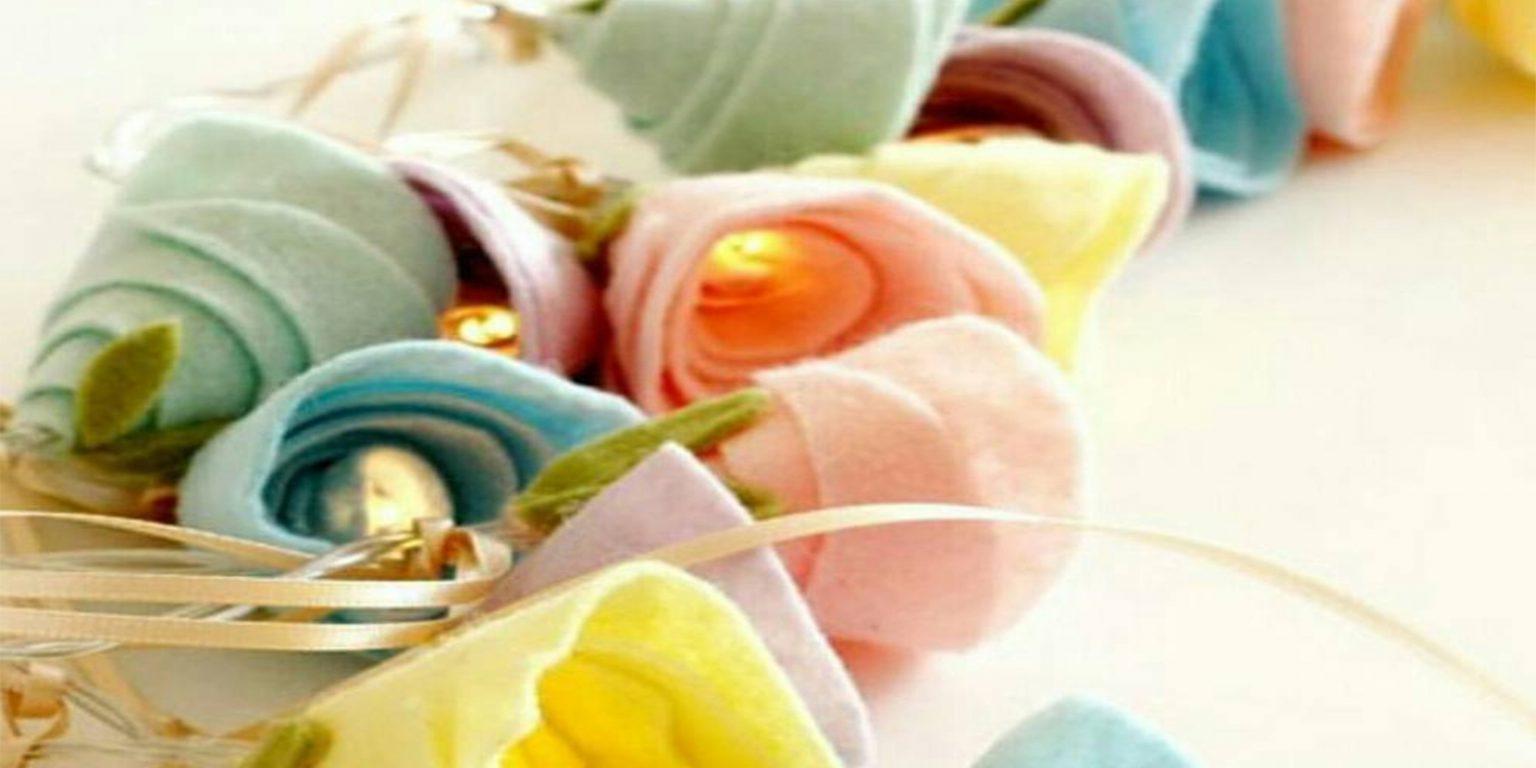 Slider flowers