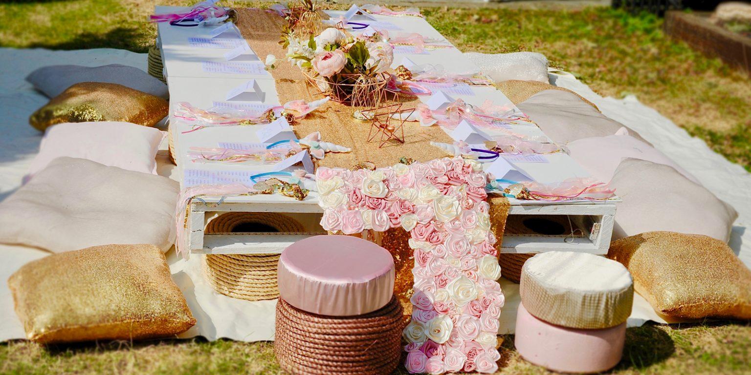 Slider picnic
